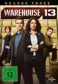 Warehouse 13 - Season Three (3 Discs)
