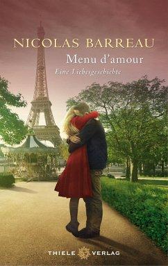 Menu d'amour - Barreau, Nicolas