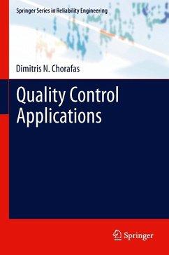 Quality Control Applications (eBook, PDF) - Chorafas, Dimitris N.