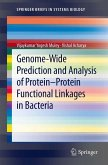 Genome-Wide Prediction and Analysis of Protein-Protein Functional Linkages in Bacteria (eBook, PDF)