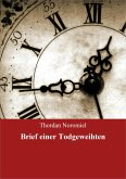 Brief einer Todgeweihten (eBook, ePUB)