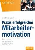 Praxis erfolgreicher Mitarbeitermotivation (eBook, PDF)