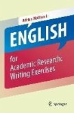 English for Academic Research: Writing Exercises (eBook, PDF)