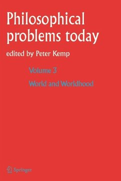 Philosophical Problems Today (eBook, PDF)
