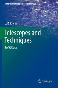 Telescopes and Techniques (eBook, PDF) - Kitchin, C. R.