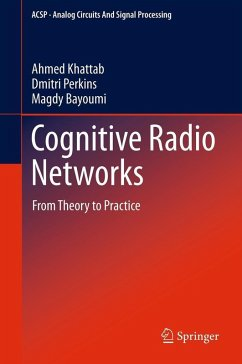 Cognitive Radio Networks (eBook, PDF) - Khattab, Ahmed; Perkins, Dmitri; Bayoumi, Magdy