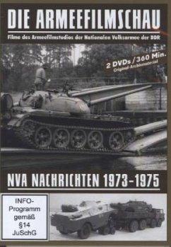 Die Armeefilmschau - NVA Nachrichten - 1973-1975, 1 DVD