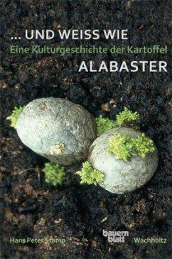 ... und weiß wie Alabaster