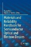 Materials and Reliability Handbook for Semiconductor Optical and Electron Devices (eBook, PDF)