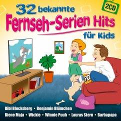32 Bekannte Fernseh-Serien Hits Für Kids - Partykids,Die