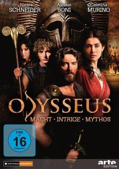 Die Odyssee - Folge 1 - 12 DVD-Box - Giusti,Stephane