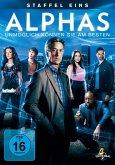 Alphas - Staffel 1 DVD-Box