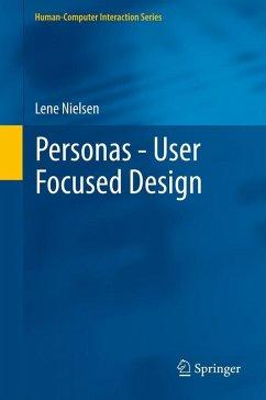 Personas - User Focused Design (eBook, PDF) - Nielsen, Lene