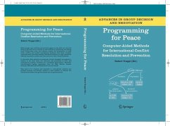 Programming for Peace (eBook, PDF)