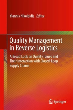 Quality Management in Reverse Logistics (eBook, PDF)