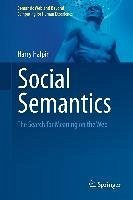 Social Semantics (eBook, PDF) - Halpin, Harry