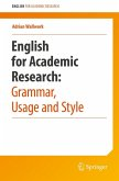 English for Research: Usage, Style, and Grammar (eBook, PDF)