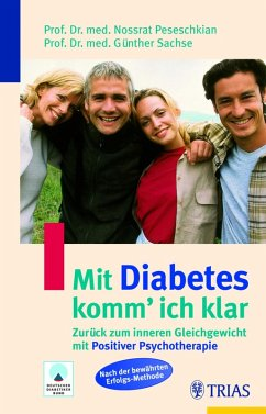 Mit Diabetes komm' ich klar (eBook, PDF) - Peseschkian, Nossrat; Sachse, Günther