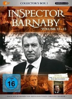 (11-15)Collector'S Box 3 - Inspector Barnaby