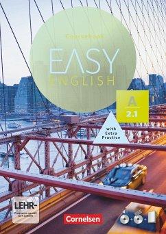 Easy English A2: Band 01. Kursbuch - Cornford, Annie; Eastwood, John