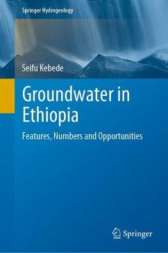 Groundwater in Ethiopia (eBook, PDF) - Kebede, Seifu