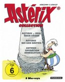 Asterix Collection: Operation Hinkelstein/ Sieg über Cäsar/ Asterix bei den Briten BLU-RAY Box