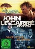 John le Carré Edition: Der ewige Gärtner/ Dame König As Spion DVD-Box