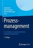 Prozessmanagement (eBook, PDF)