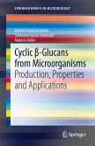 Cyclic ß-Glucans from Microorganisms (eBook, PDF)