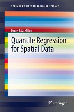 Quantile Regression for Spatial Data (eBook, PDF) - McMillen, Daniel P.