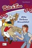 Alle lieben Knuddel / Bibi & Tina Bd.13 (Mängelexemplar)