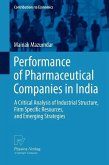 Performance of Pharmaceutical Companies in India (eBook, PDF)