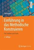 Einführung in das Methodische Konstruieren (eBook, PDF)