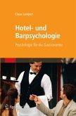 Hotel- und Barpsychologie (eBook, PDF)