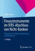 Finanzinstrumente im IFRS-Abschluss von Nicht-Banken (eBook, PDF)