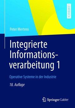 Integrierte Informationsverarbeitung 1 (eBook, PDF) - Mertens, Peter