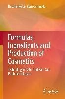 Formulas, Ingredients and Production of Cosmetics (eBook, PDF) - Iwata, Hiroshi; Shimada, Kunio
