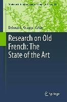 Research on Old French: The State of the Art (eBook, PDF)