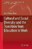 Cultural and Social Diversity and the Transition from Education to Work (eBook, PDF)