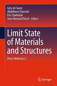 Limit State of Materials and Structures (eBook, PDF)