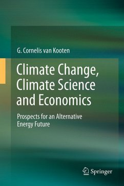 Climate Change, Climate Science and Economics (eBook, PDF) - Kooten, G. Cornelis van