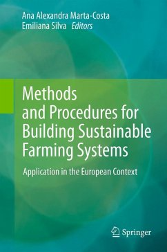 Methods and Procedures for Building Sustainable Farming Systems (eBook, PDF)