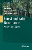 Forest and Nature Governance (eBook, PDF)