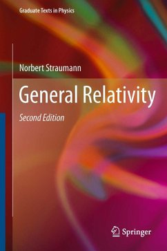 General Relativity (eBook, PDF) - Straumann, Norbert