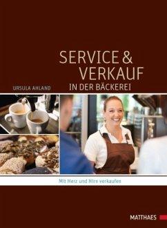 Service und Verkauf in der Bäckerei
