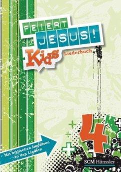 Feiert Jesus! Kids, Liederbuch