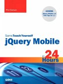 Sams Teach Yourself jQuery Mobile in 24 Hours (eBook, PDF)