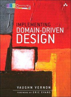 Implementing Domain-Driven Design (eBook, PDF) - Vernon Vaughn