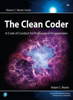 The Clean Coder (eBook, PDF) - Martin, Robert C.