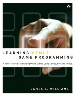 Learning HTML5 Game Programming (eBook, PDF) - Williams James L.